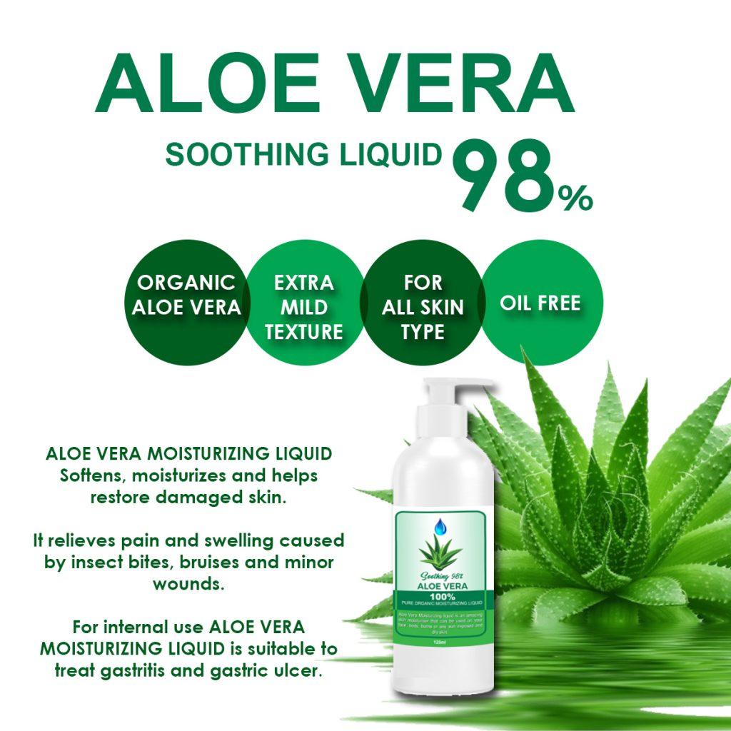Aloe Vera Advert