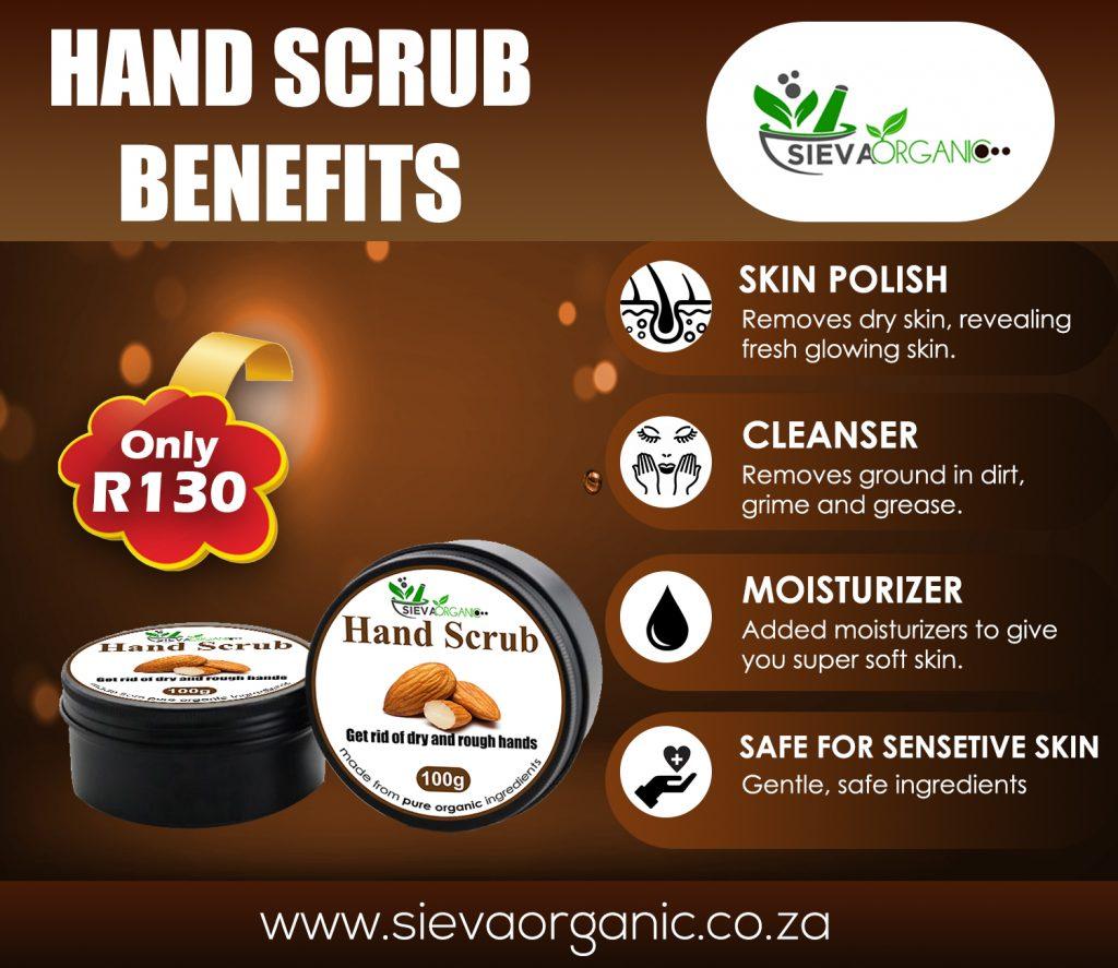 Hand Scrub ad