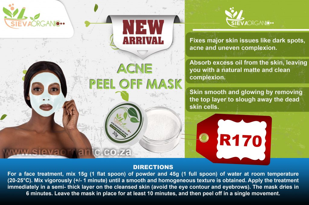 Acne Peel off Mask ad-min
